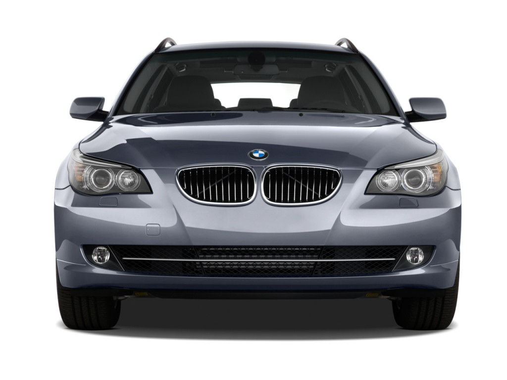 image 2010 bmw 5 series 4 door sports wagon 535i xdrive awd front exterior view size 1024 x. Black Bedroom Furniture Sets. Home Design Ideas