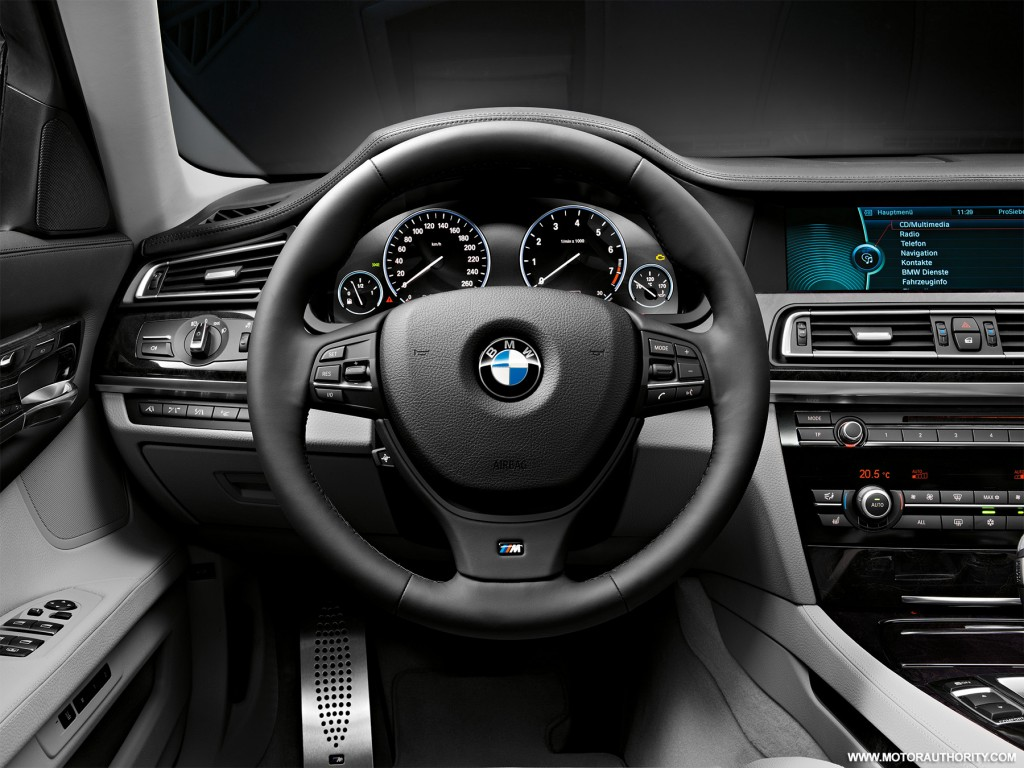 2010 Bmw 7 Series M Sport Interior 003