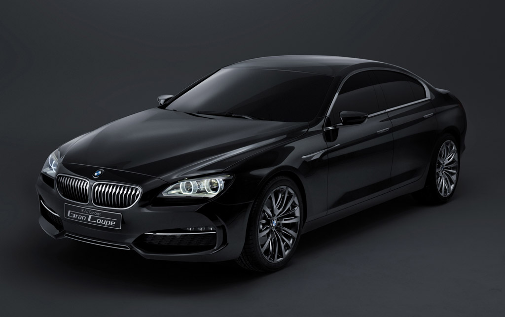 Report: BMW Gran Coupe To Wear 6-Series Badge