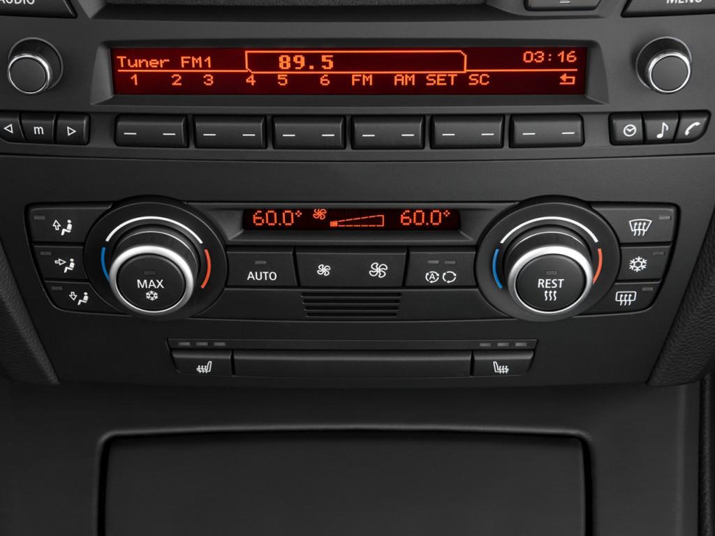Image 2010 Bmw M3 2 Door Convertible Temperature Controls