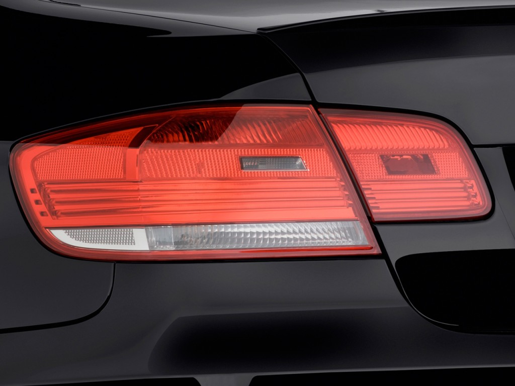 Image 2010 Bmw M3 2 Door Coupe Tail Light Size 1024 X