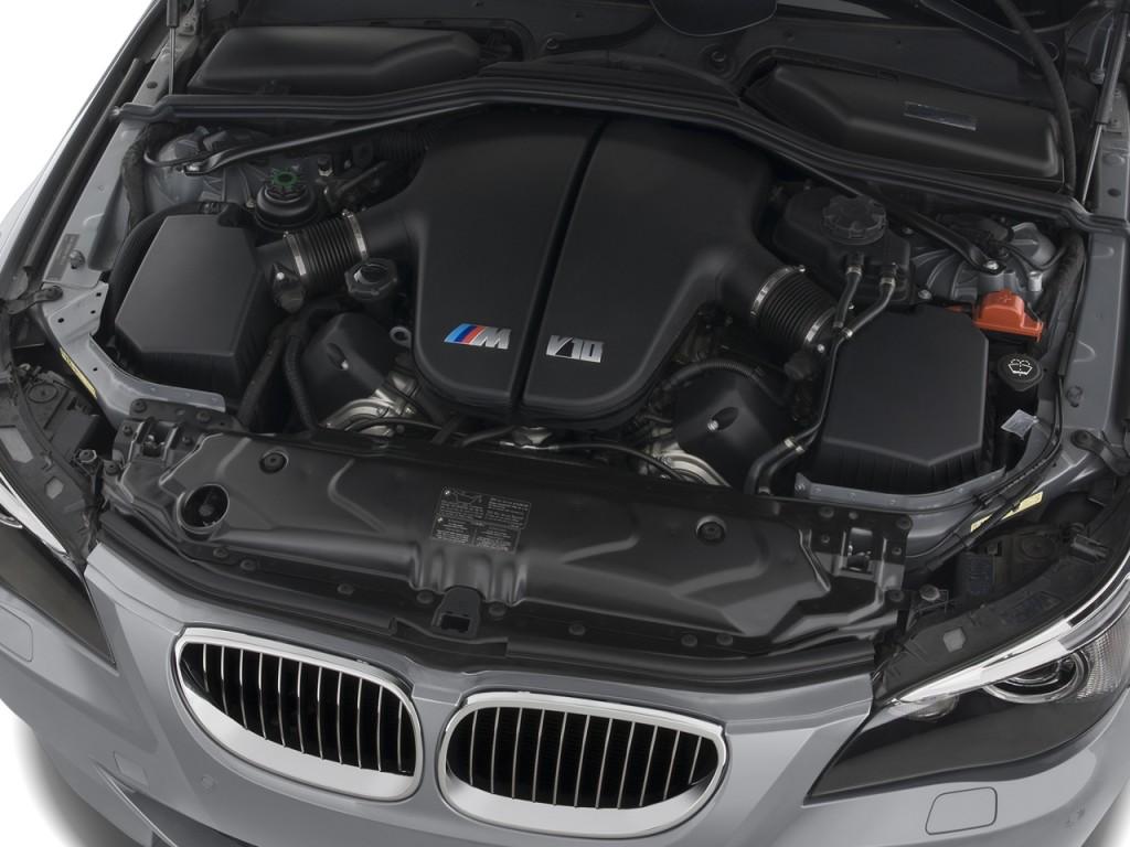 image: 2010 bmw m5 4-door sedan engine, size: 1024 x 768, type