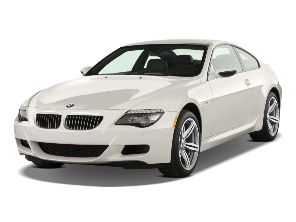Image 2010 Bmw M6 2 Door Coupe Angular Front Exterior