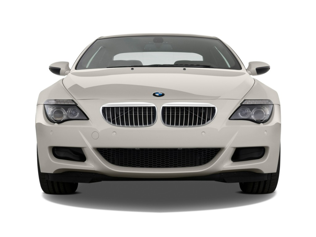 Image 2010 Bmw M6 2 Door Coupe Front Exterior View Size