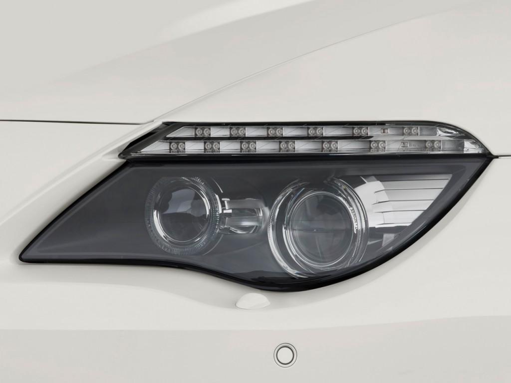 Image: 2010 BMW M6 2-door Coupe Headlight, size: 1024 x ...