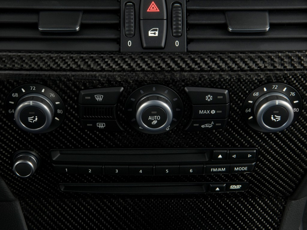 Image 2010 Bmw M6 2 Door Coupe Temperature Controls Size 1024 X 768 Type Gif Posted On