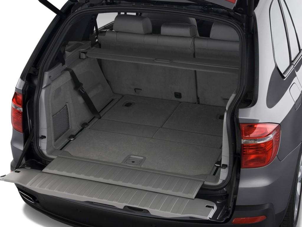 Image: 2010 BMW X5 AWD 4-door 48i Trunk, size: 1024 x 768 ...