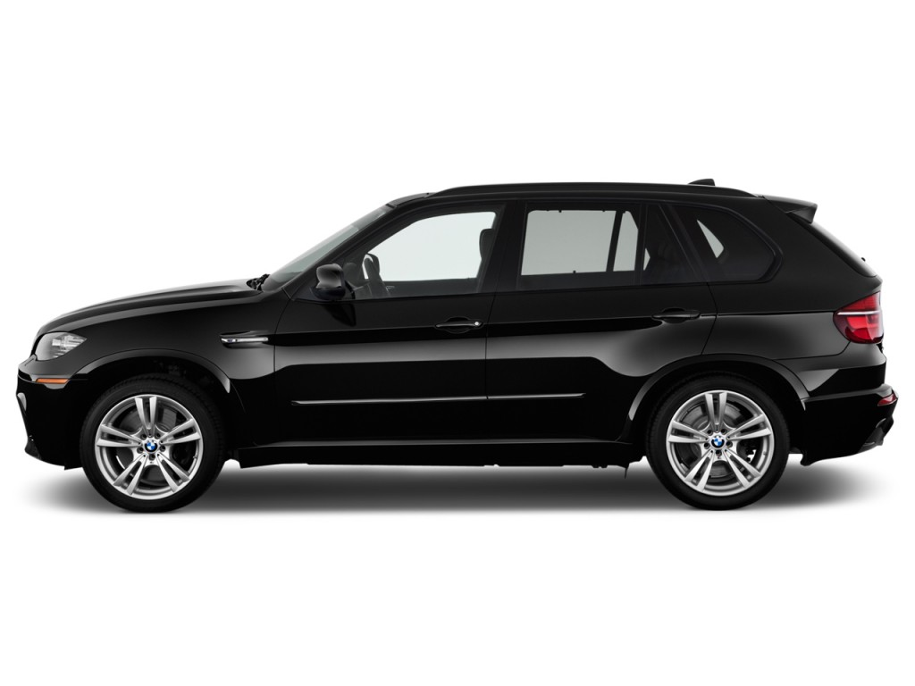 Image 2010 Bmw X5 M Awd 4 Door Side Exterior View Size