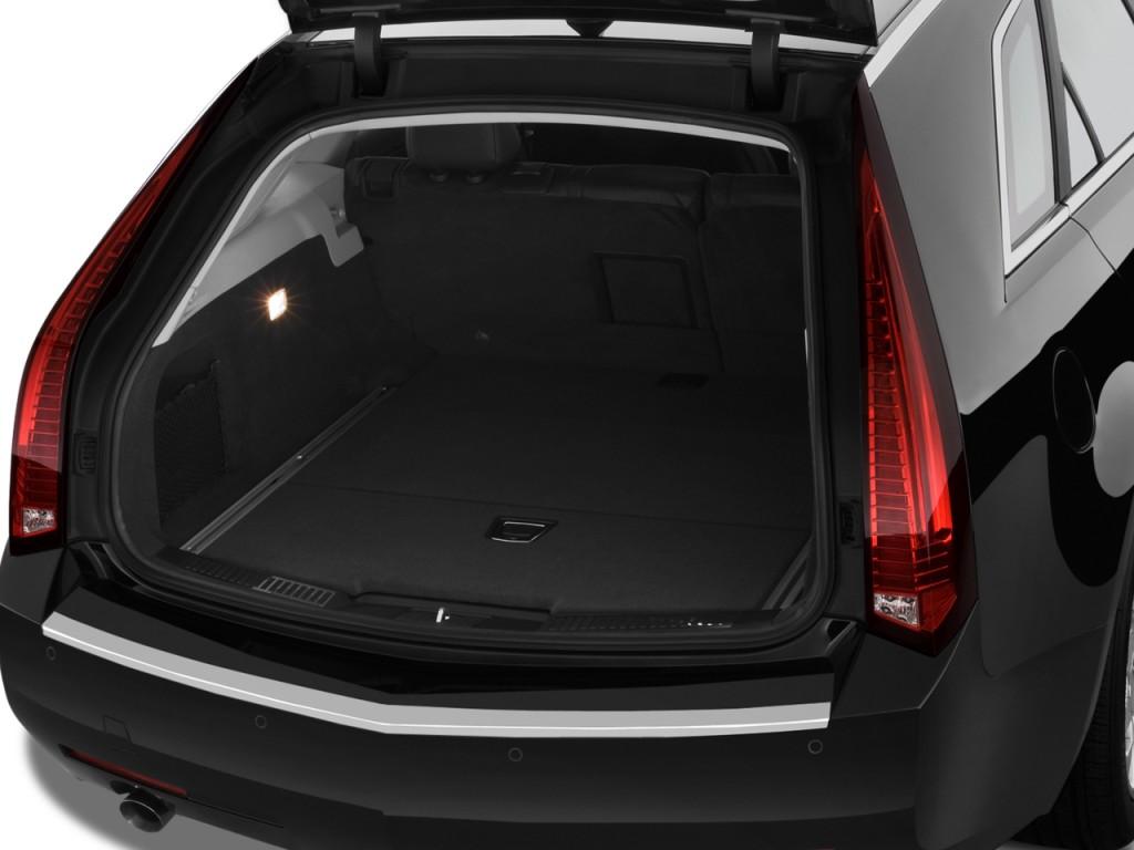Image: 2010 Cadillac CTS Wagon 5dr Wagon 3.6L Premium RWD ...