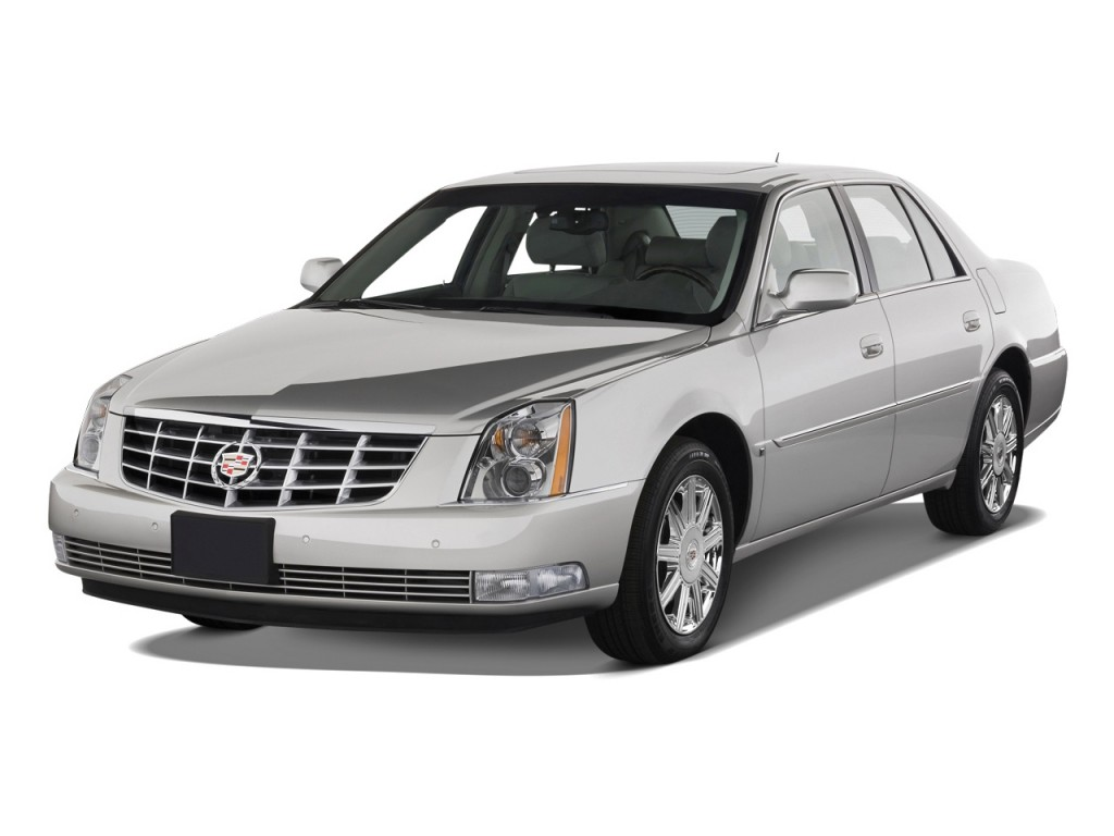 2010 Cadillac DTS Review, Ratings, Specs, Prices, and Photos - The