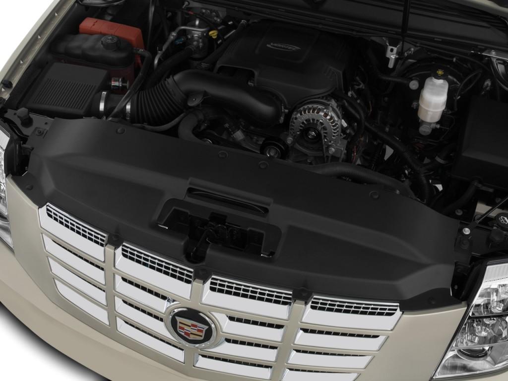 Image: 2010 Cadillac Escalade AWD 4-door Base Engine, size ...
