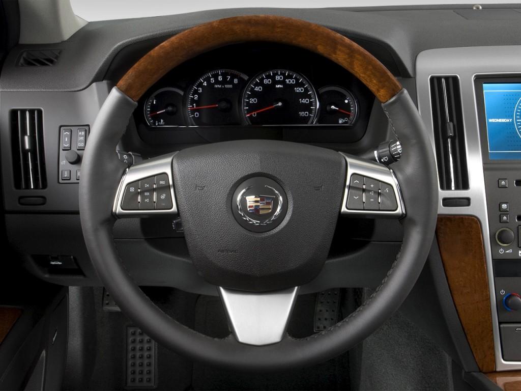 Image 2010 Cadillac Sts 4 Door Sedan V6 Rwd W 1sa