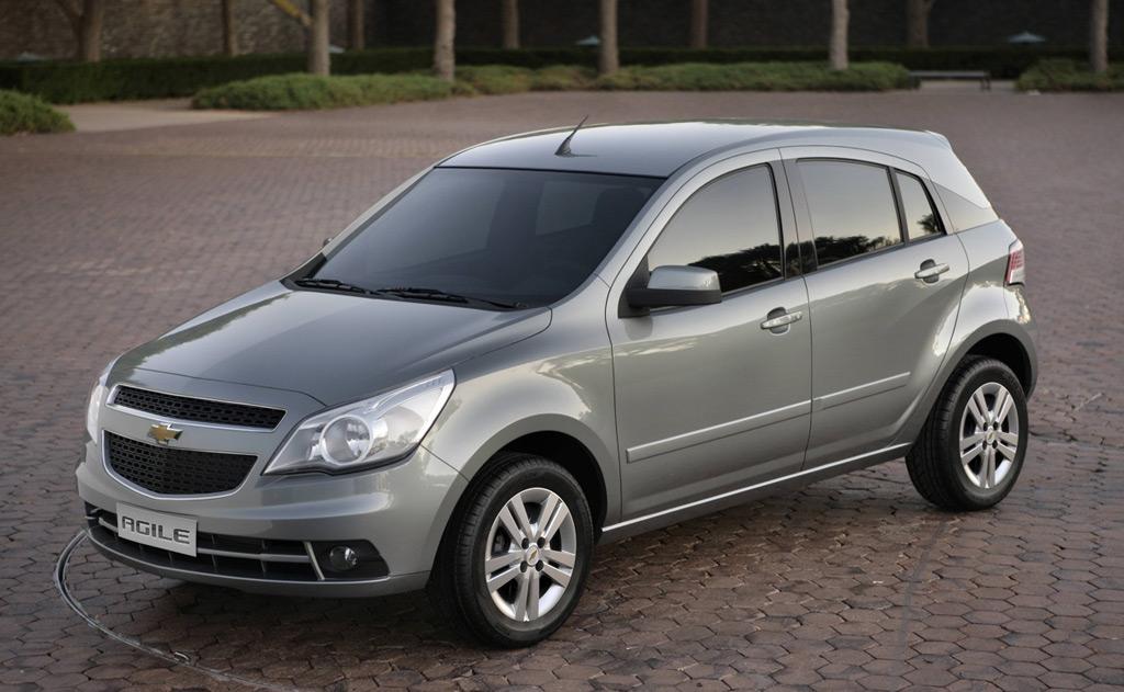 2010 Chevrolet Agile