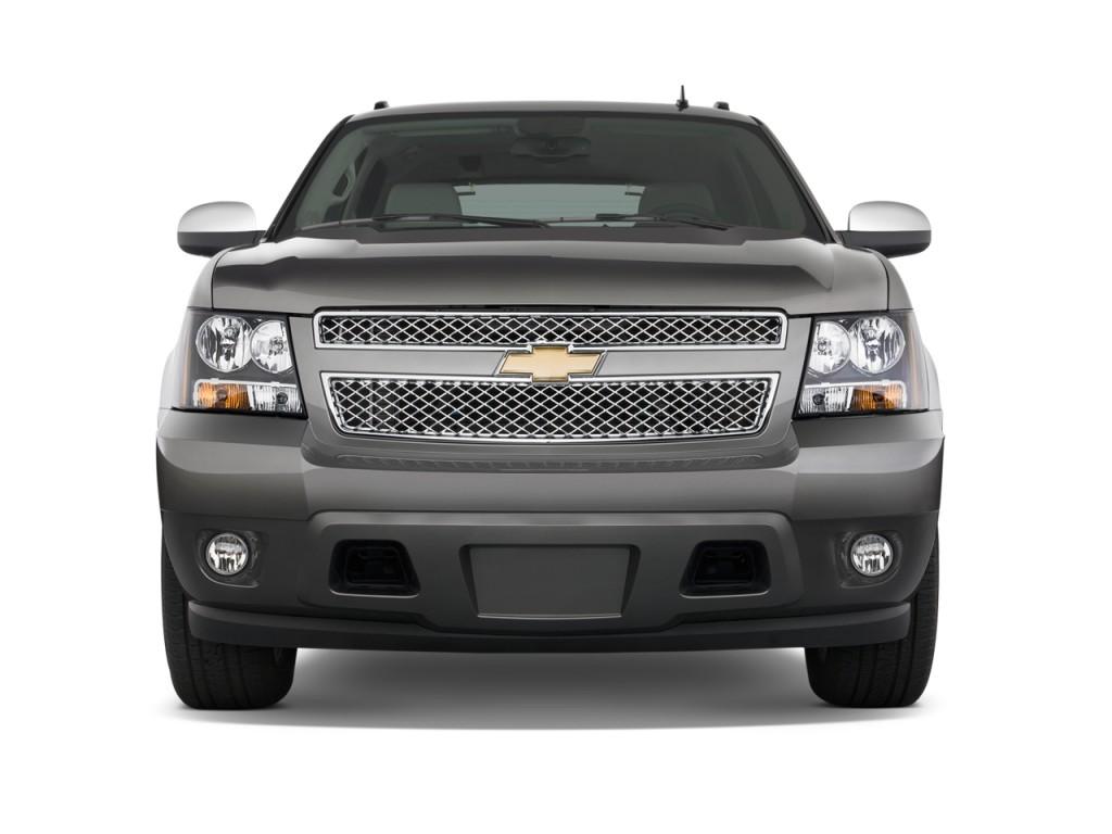 """14 Tahoe Ltz For Sale >> Image: 2010 Chevrolet Avalanche 2WD Crew Cab 130"""" LTZ Front Exterior View, size: 1024 x 768 ..."""
