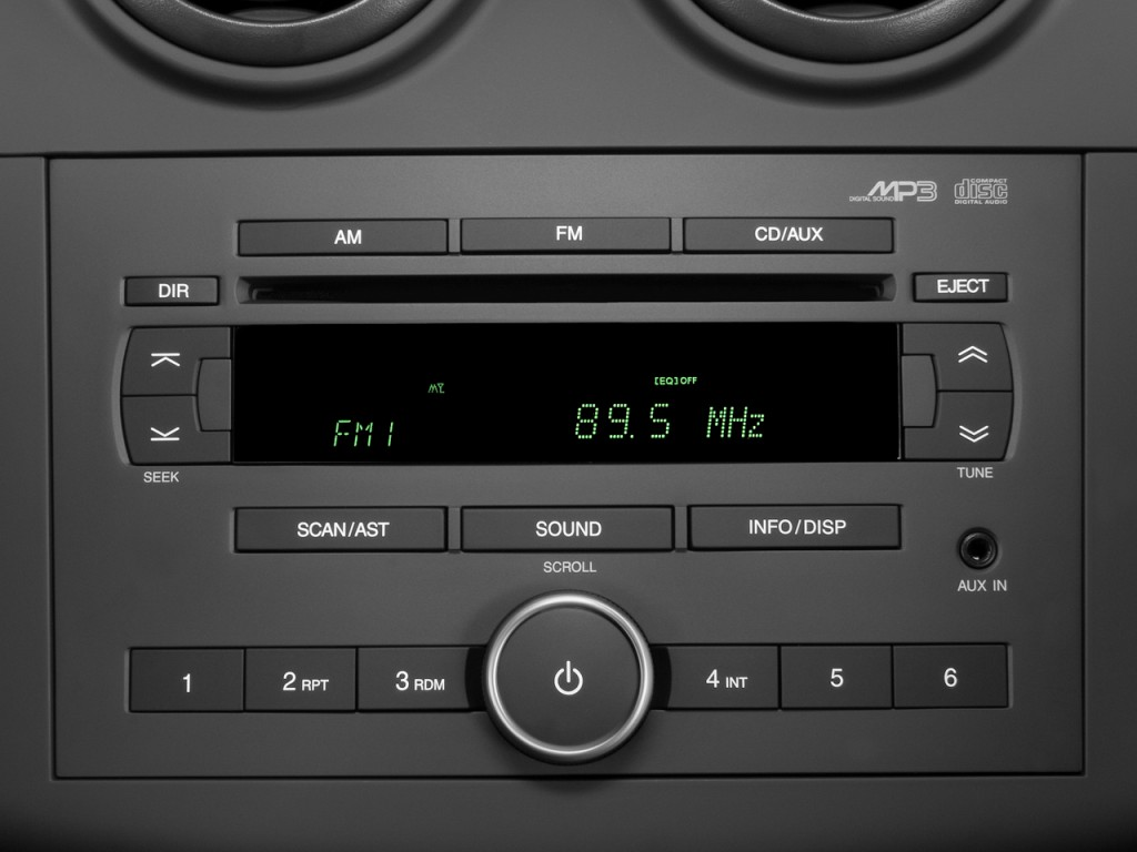 Chevrolet Aveo Door Sedan Ls Audio System L