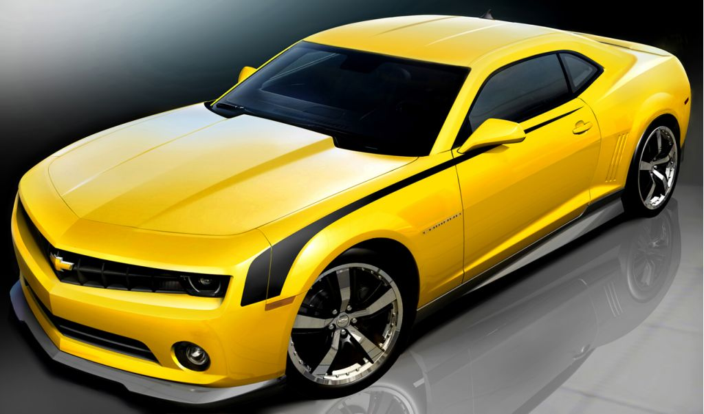 Chevy Camaro Accessories And Performance Parts