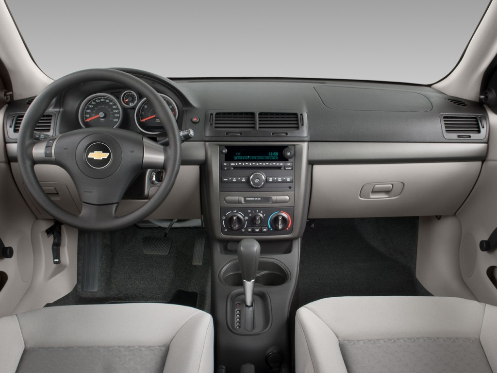 Image: 2010 Chevrolet Cobalt 2-door Coupe LS Dashboard, size: 1024 ...