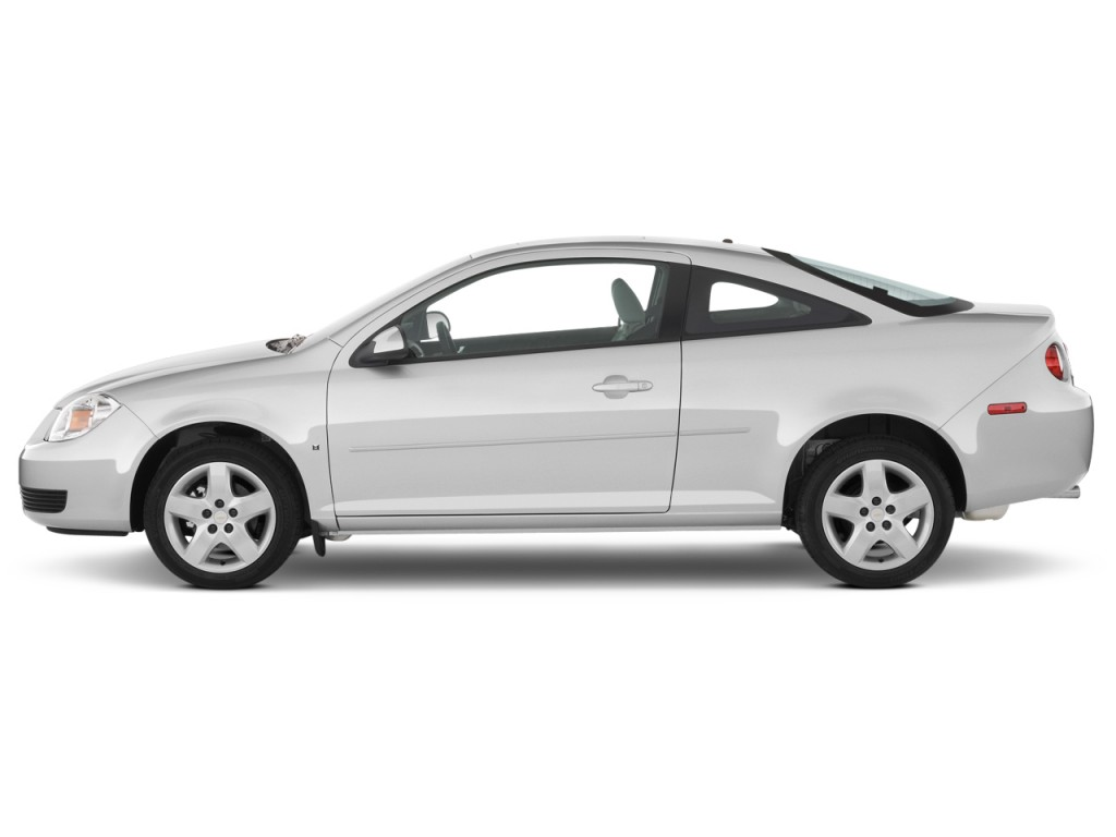 2 Door Altima >> Image: 2010 Chevrolet Cobalt 2-door Coupe LT w/1LT Side Exterior View, size: 1024 x 768, type ...