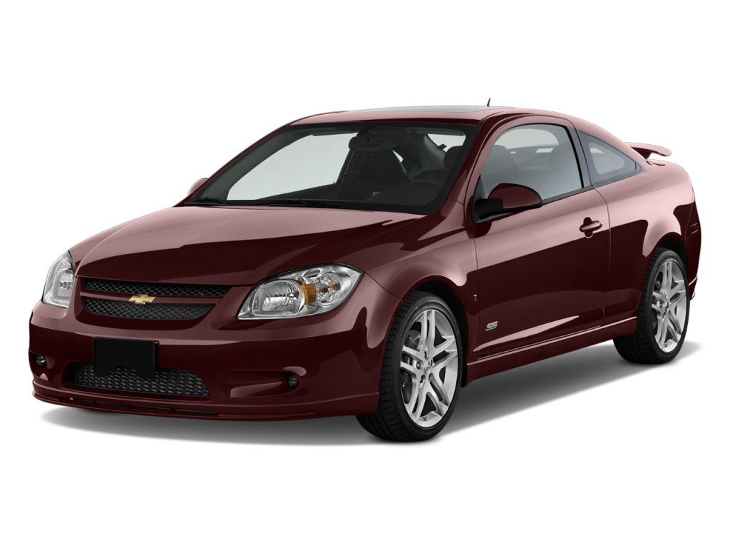 2010 Chevrolet Cobalt 2 Door Coupe Ss Ltd Avail Angular Front Exterior View