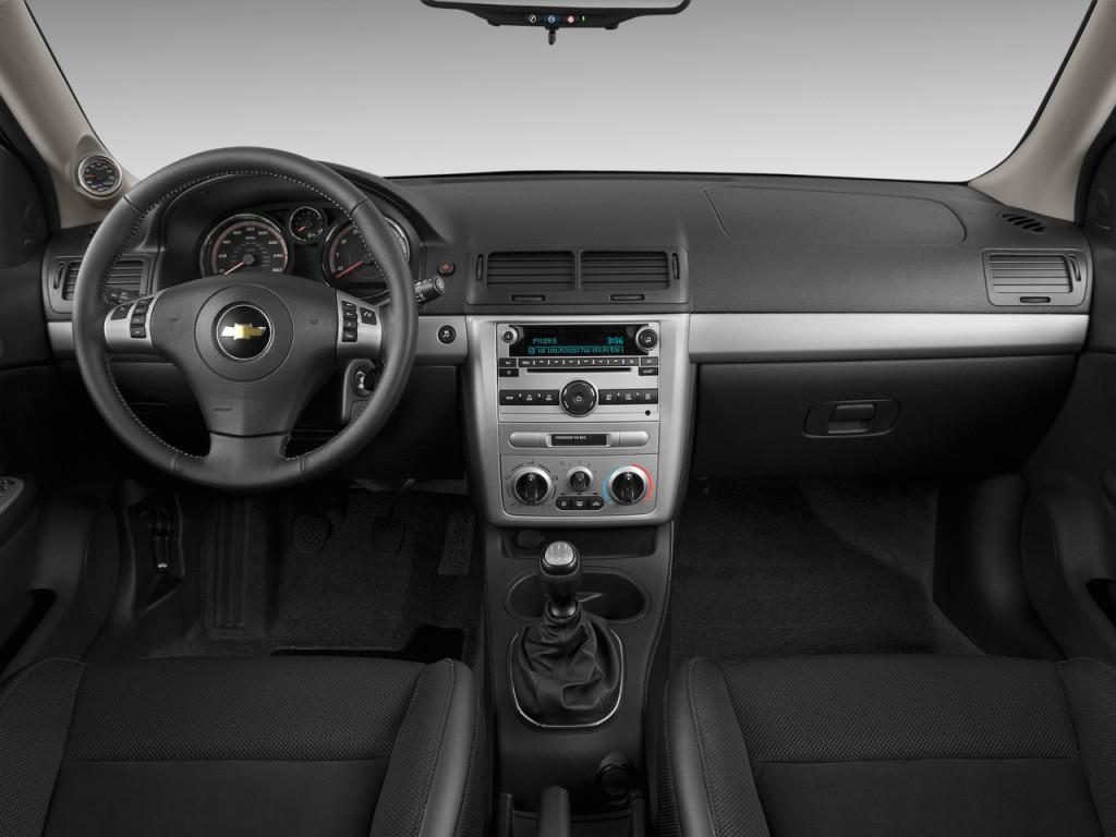 Cobalt 2006 chevy cobalt coupe : Image: 2010 Chevrolet Cobalt 2-door Coupe SS *Ltd Avail* Dashboard ...