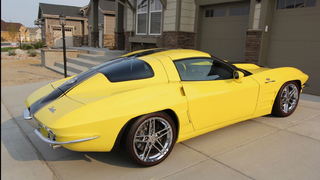 2010 Chevrolet Corvette Grand Sport modified by Karl Kustoms