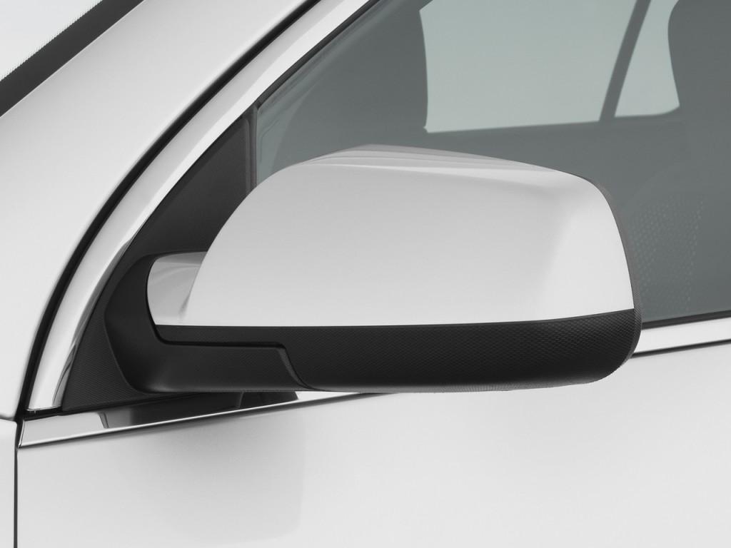 Image: 2010 Chevrolet Equinox FWD 4-door LT w/1LT Mirror ...