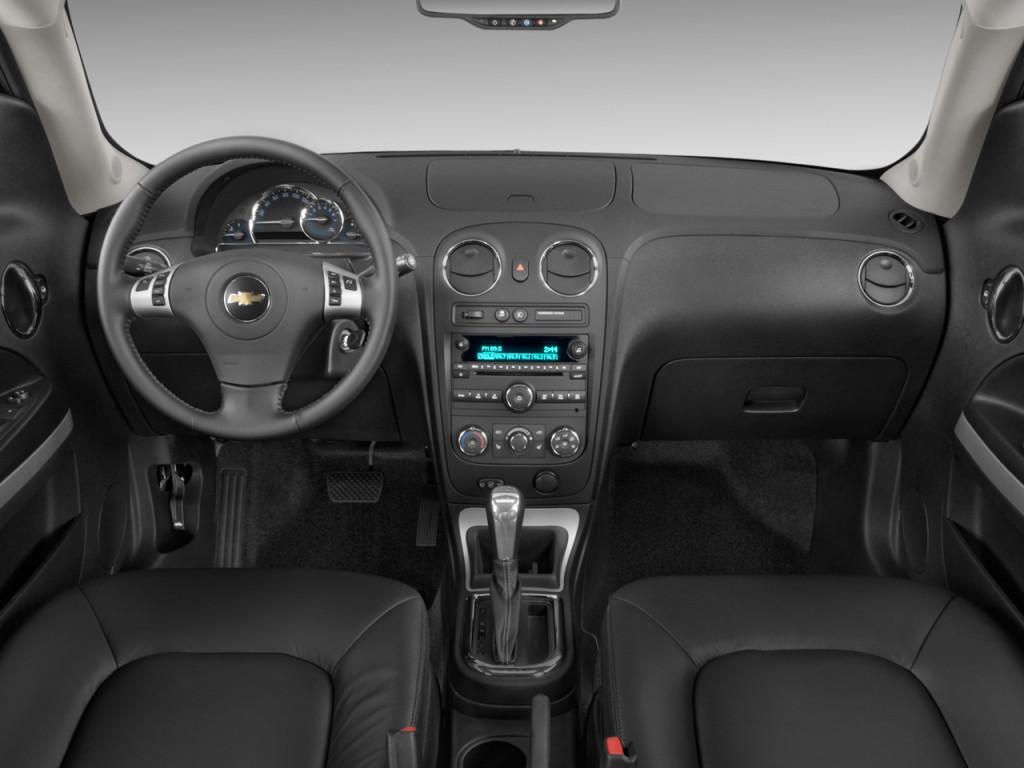 Image 2010 Chevrolet Hhr Fwd 4 Door Lt W 1lt Dashboard