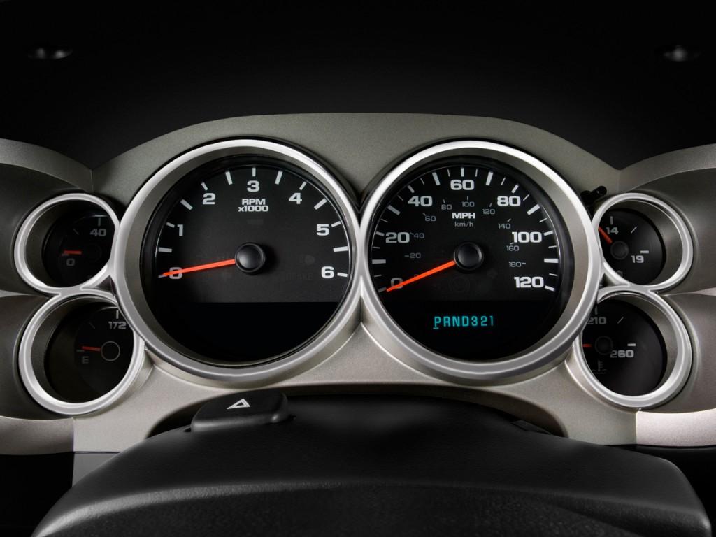 """Image: 2010 Chevrolet Silverado 1500 2WD Reg Cab 133.0"""" LT ..."""