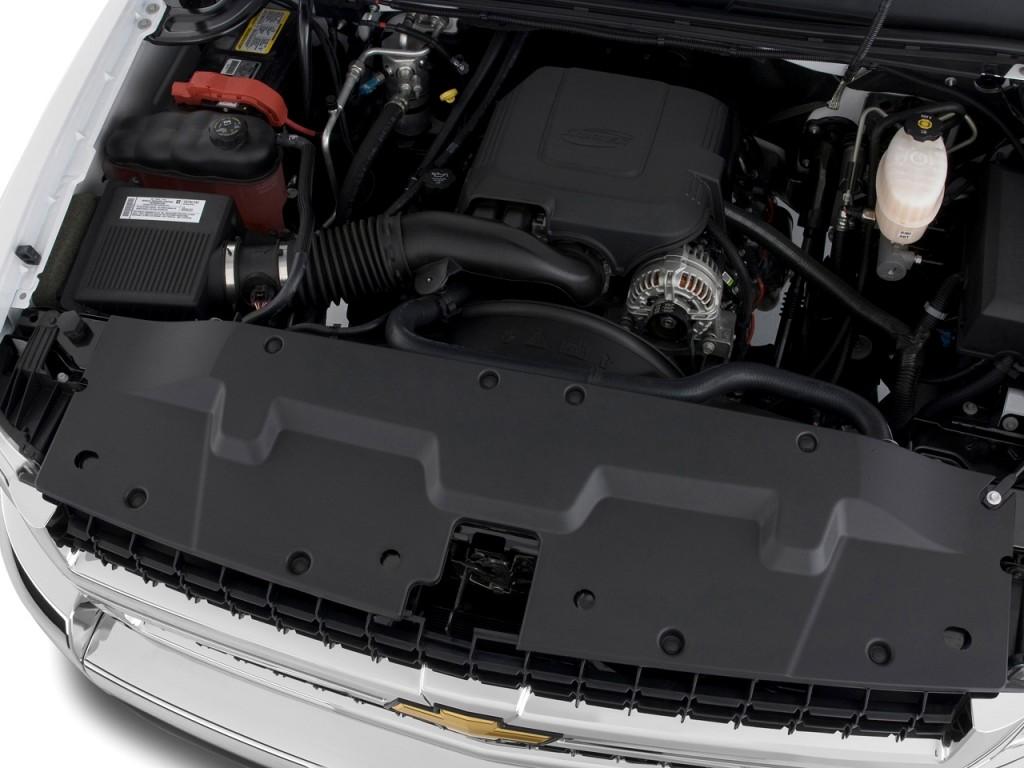 Image 2010 Chevrolet Silverado 2500hd 2wd Reg Cab 133