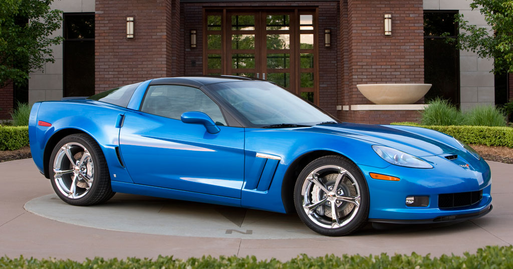 Video Chevrolet Corvette Grand Sport Launch Control In Action