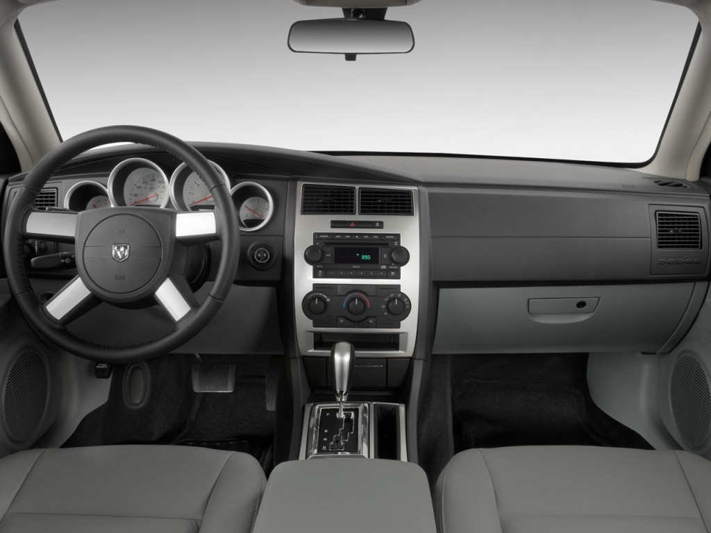 Image 2010 Dodge Charger 4 Door Sedan R T Rwd Ltd Avail