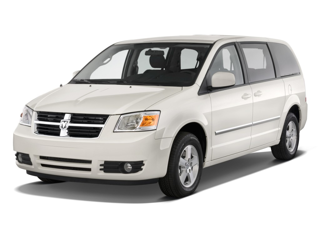 2010 Dodge Grand Caravan Review Ratings Specs Prices And Photos The Car Connection