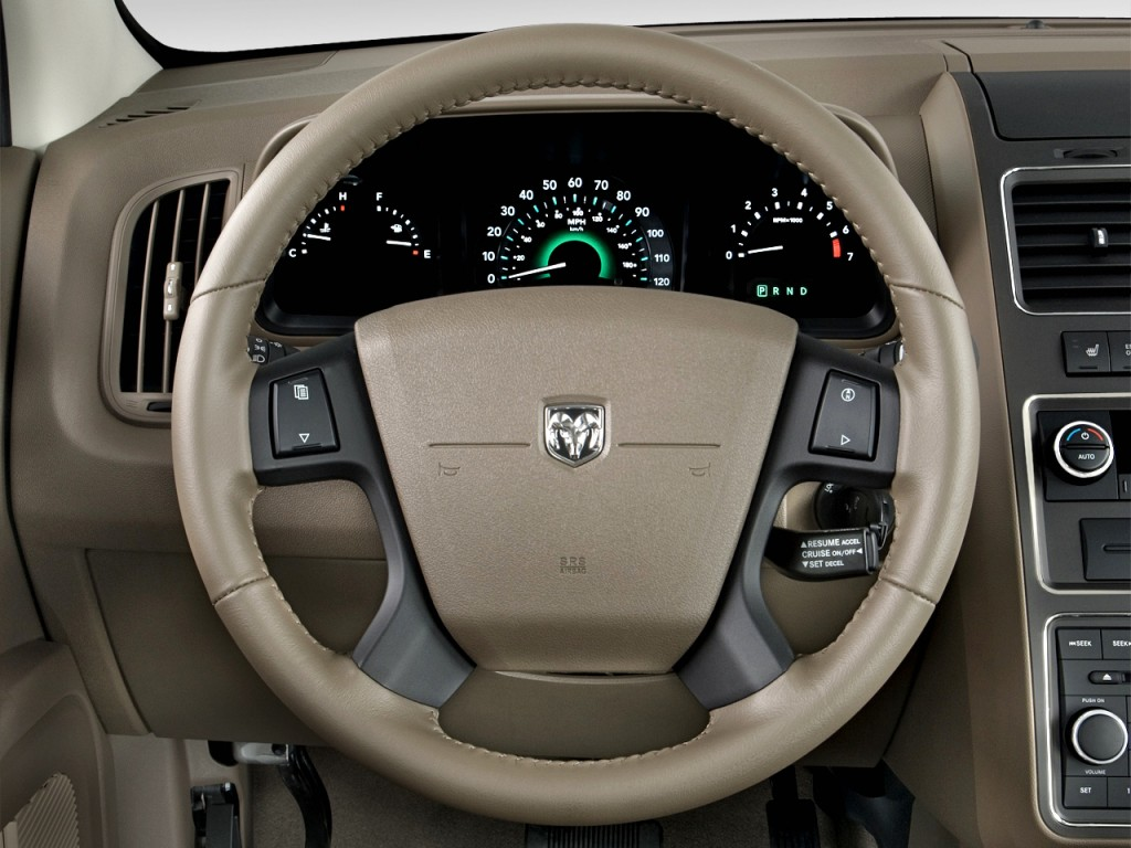 image 2010 dodge journey fwd 4 door r t steering wheel size 1024 x 768 type gif posted on. Black Bedroom Furniture Sets. Home Design Ideas