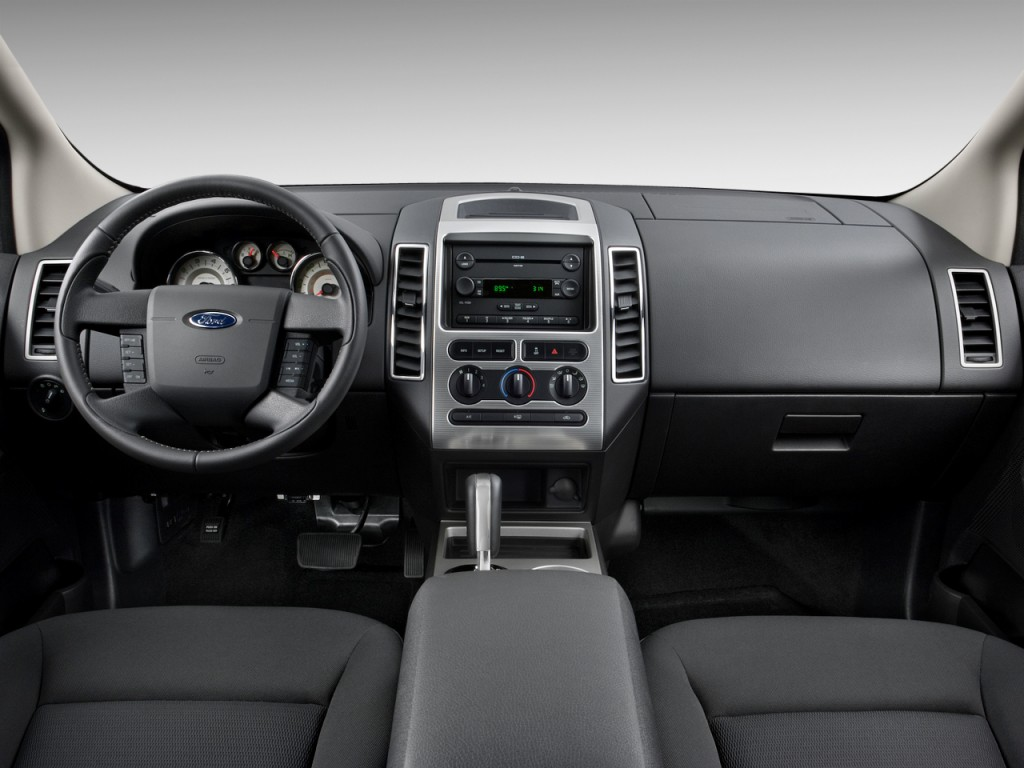 2013 Ford Explorer Sport For Sale >> Image: 2010 Ford Edge 4-door SEL FWD Dashboard, size: 1024 x 768, type: gif, posted on: December ...