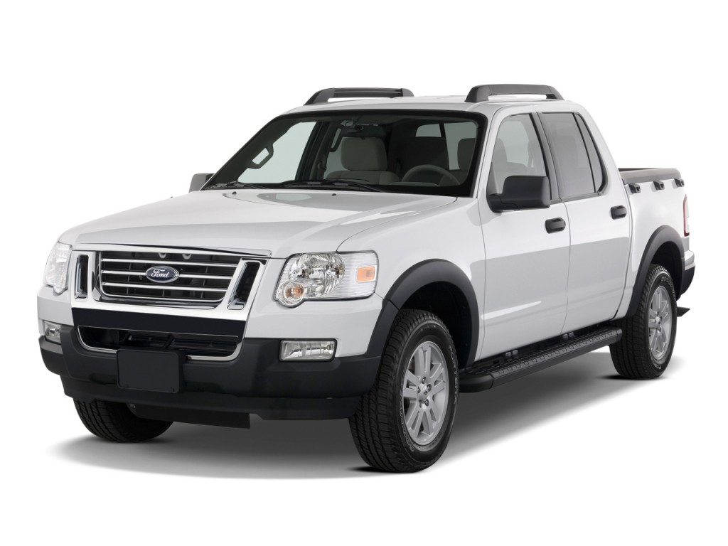 New And Used Ford Explorer Sport Trac Prices Photos Reviews Specs The Car Connection