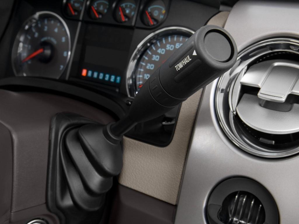 Ford F Wd Supercrew Xlt Gear Shift L