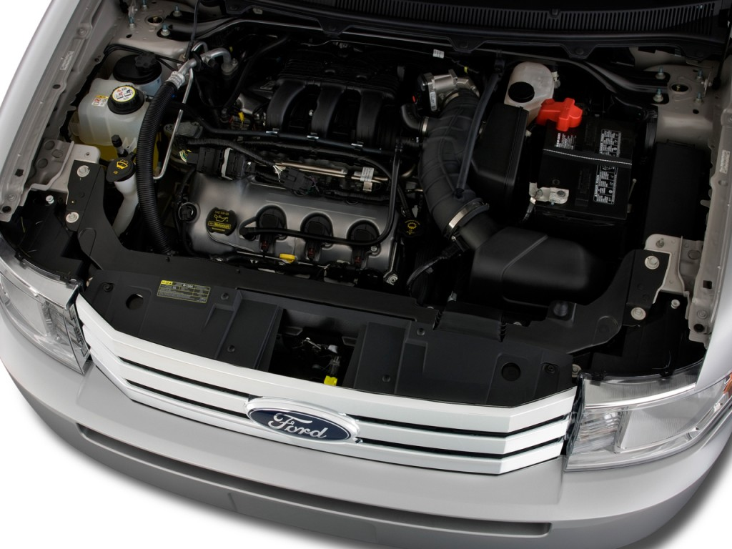 Image 2010 Ford Flex 4 Door Sel Fwd Engine Size 1024 X