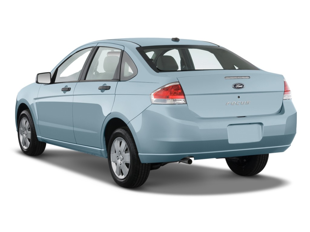 Image 2010 ford focus 4 door sedan s angular rear exterior view size 1024 x 768 type gif for 2012 ford focus exterior accessories