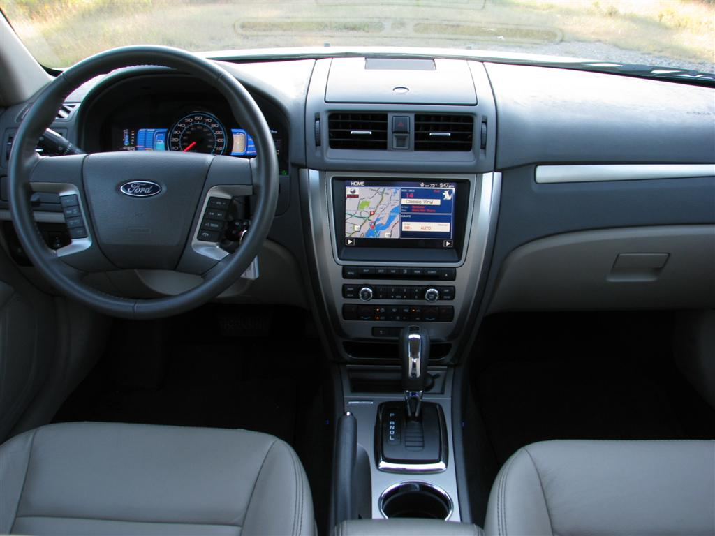 image 2010 ford fusion hybrid size 1024 x 768 type gif posted on october 2 2009 1 33 pm. Black Bedroom Furniture Sets. Home Design Ideas