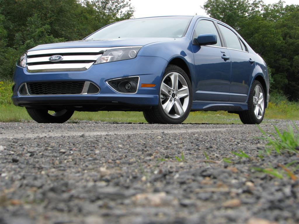 2010 Ford Fusion Sport AWD