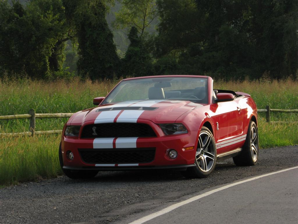 Leaked 2011 Ford Mustang Shelby Gt500 Order Book