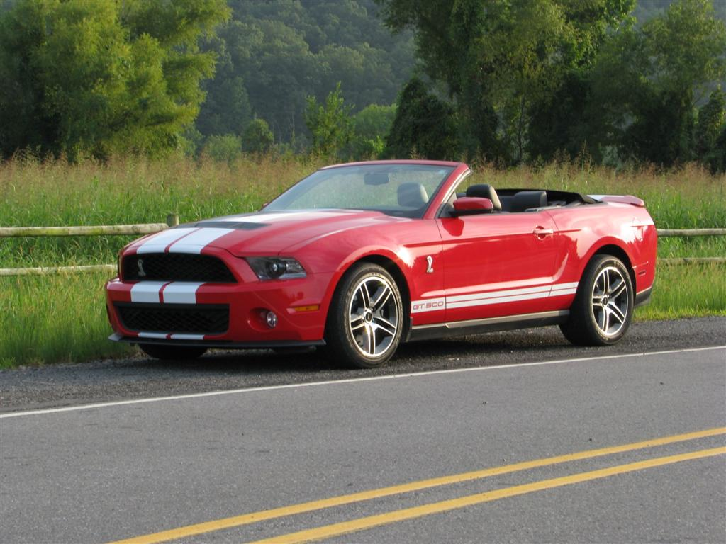 Ford Mustang Shelby Gt Convertible L on 1998 Ford Taurus Problems