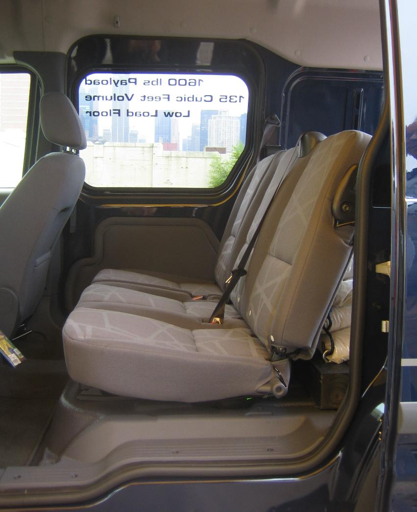Used Ford Transit Connect In Widnes Cheshire: Image: 2010 Ford Transit Connect