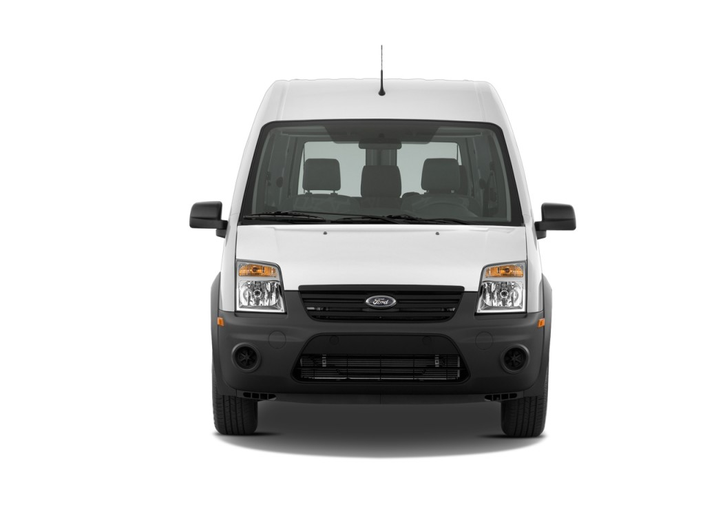 2010 Ford Transit Connect Wagon 4-door Wagon XL Front Exterior View
