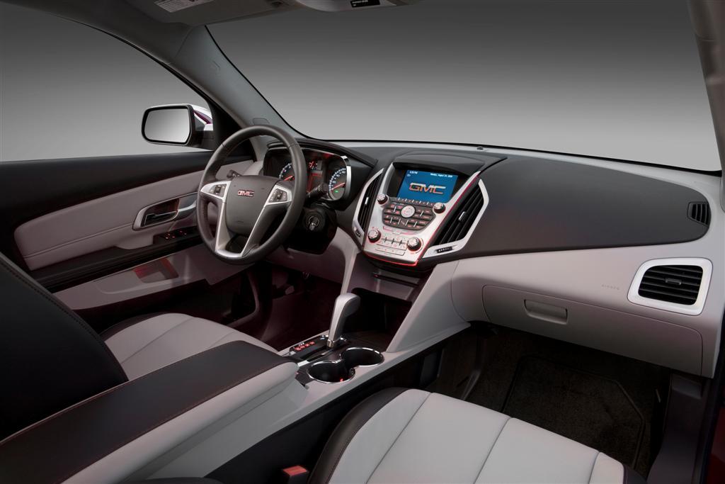 2010 GMC Terrain First Drive
