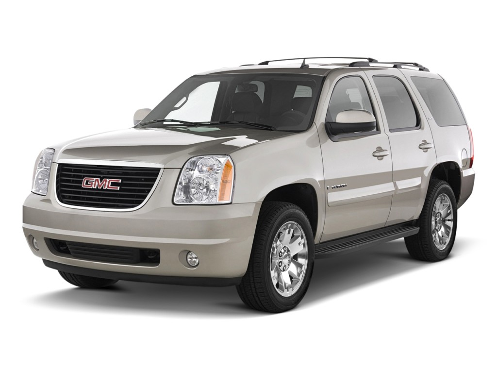 2010 Gmc Yukon Review Ratings Specs Prices And Photos The Car Connection