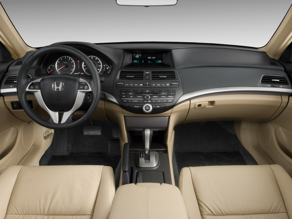 Image: 2010 Honda Accord Coupe 2-door I4 Auto EX-L ...