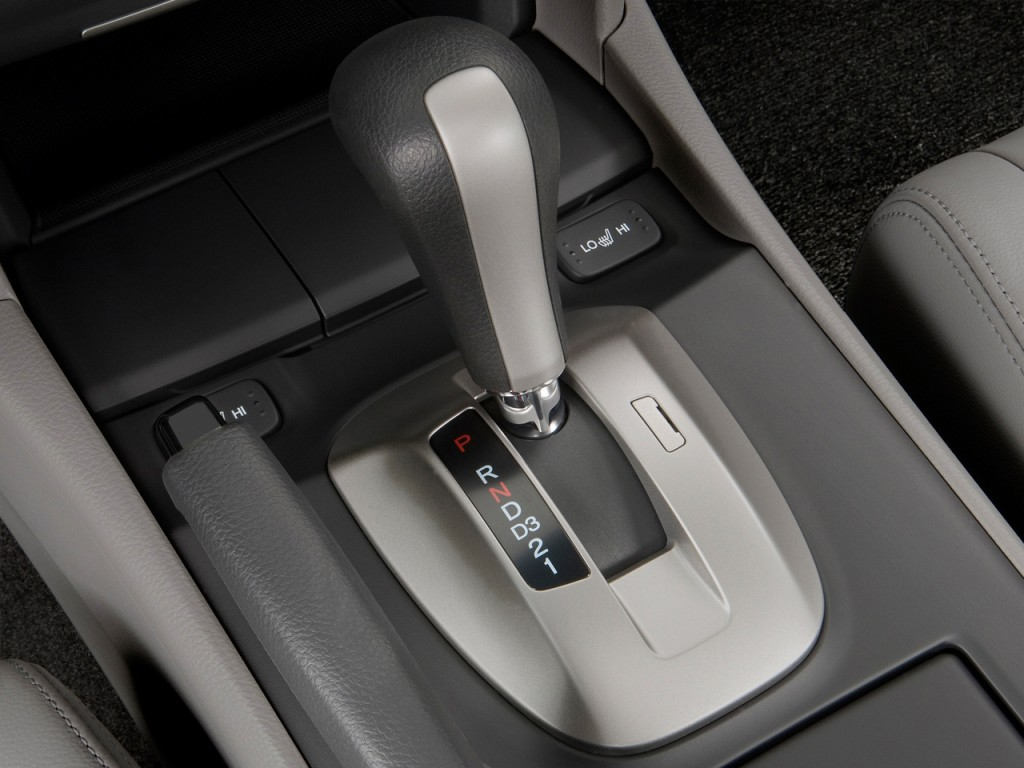 Image: 2010 Honda Accord Sedan 4-door I4 Auto EX-L Gear ...