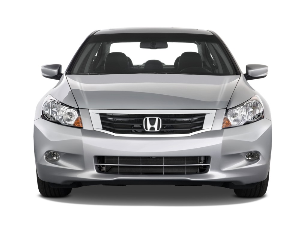 Image 2010 Honda Accord Sedan 4 Door V6 Auto Ex L Front