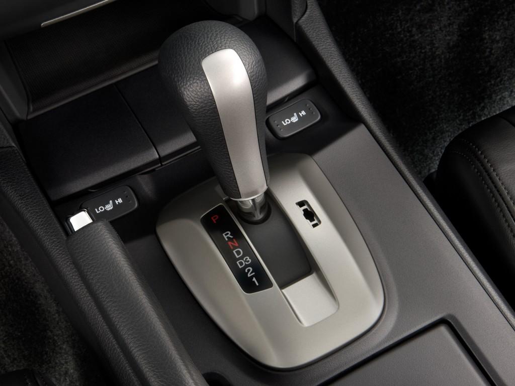Image 2010 Honda Accord Sedan 4 Door V6 Auto Ex L Gear